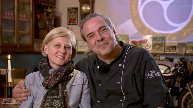 Video «Kanton Zürich – Tag 2 – Restaurant im Speck, Fehraltorf» abspielen