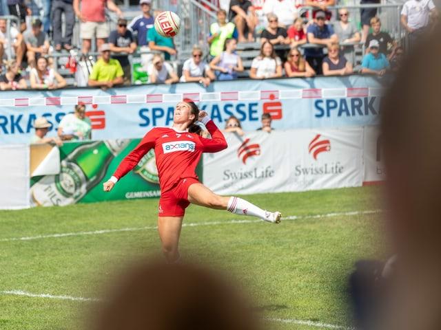 Fabio Baranzini / Swiss Faustball