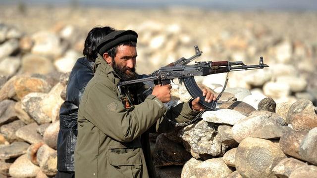 Afgan sin in post da guerra.