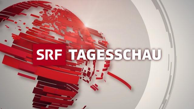 Sendungslogo «SRF Tagesschau».