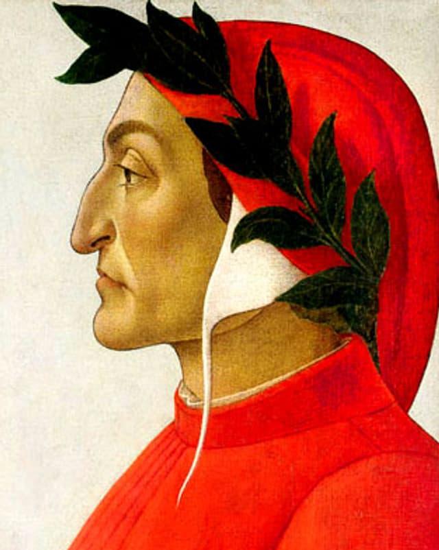 Portrait gemalt von Sandro Botticelli
