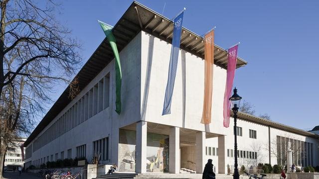 Universität Basel von aussen