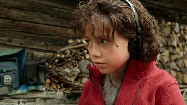 Video «Die kleine Kinoschule: Heidi beim Geräuschemacher (3/4)» abspielen