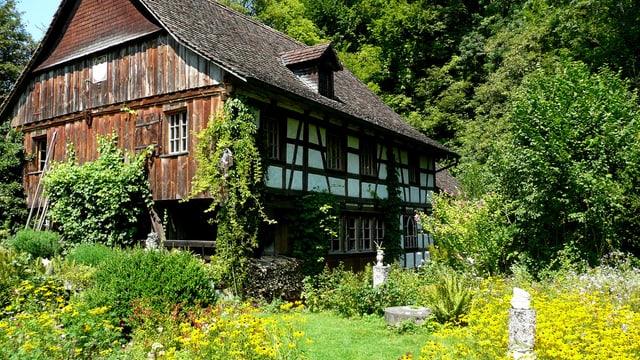 Altes Mühlenhaus.