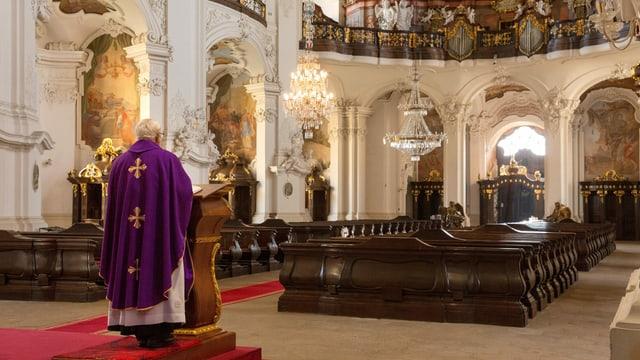 Katholische Kirche in Polen.