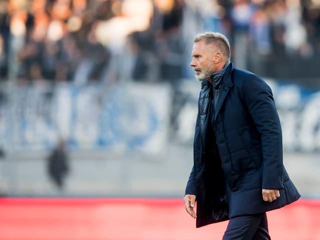 GC-Trainer Thorsten Fink.