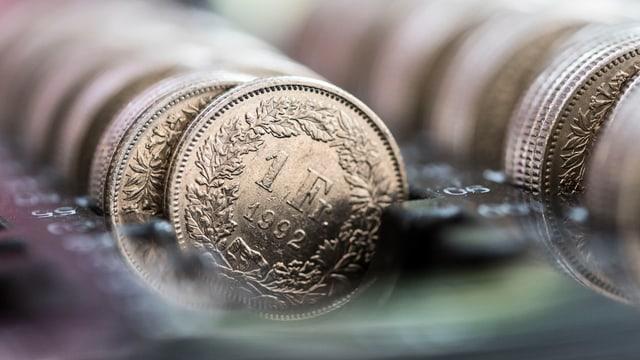 Tenor la Credit Suisse n'è il franc betg survaletà.