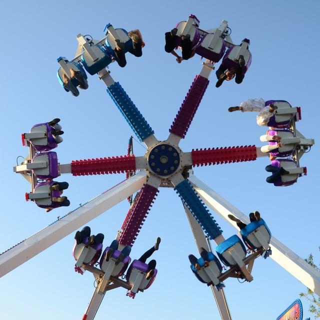 Symbolbild Lunapark