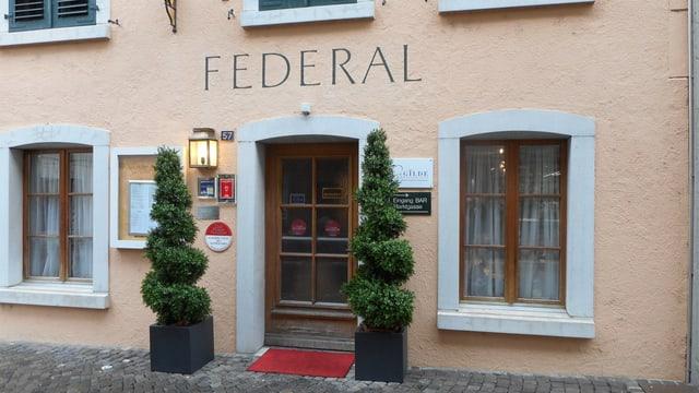 Video «Restaurant & Bar Federal in Zofingen - Tag 1 (Siegerbeiz)» abspielen