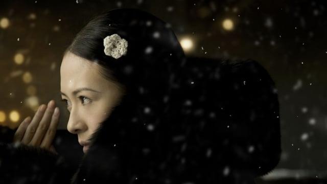 Zhang Ziyi in «The Grandmaster»