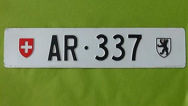 Autonummer