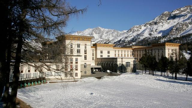 il hotel Malögia.