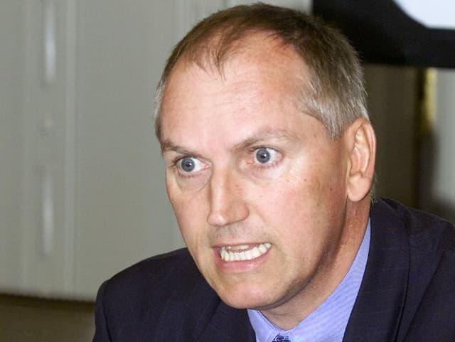Thomas Borer, ehemaliger Schweizer Botschafter in Berlin