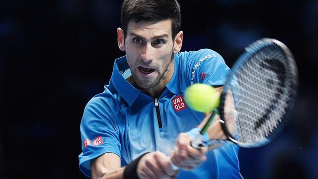 Djokovic ha battì il numer 1 dal mund, Rafael Nadal, en be 79 minutas.