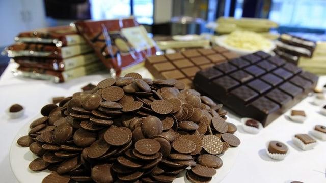 Barry Callebaut verdient mehr