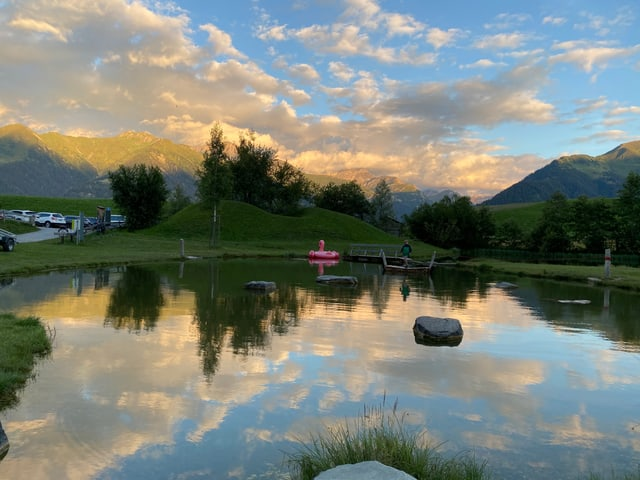 Davos Munts en Val Lumnezia.