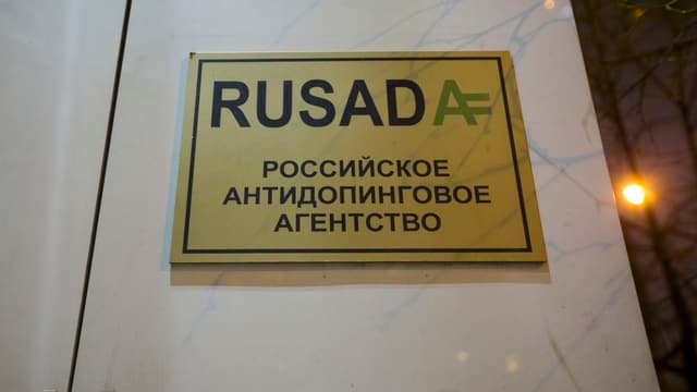 Logo da la RUSADA
