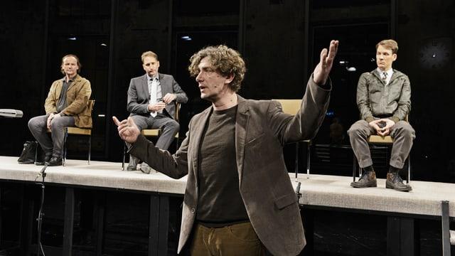 Gerichtsdrama «Terror» am Theater St.Gallen