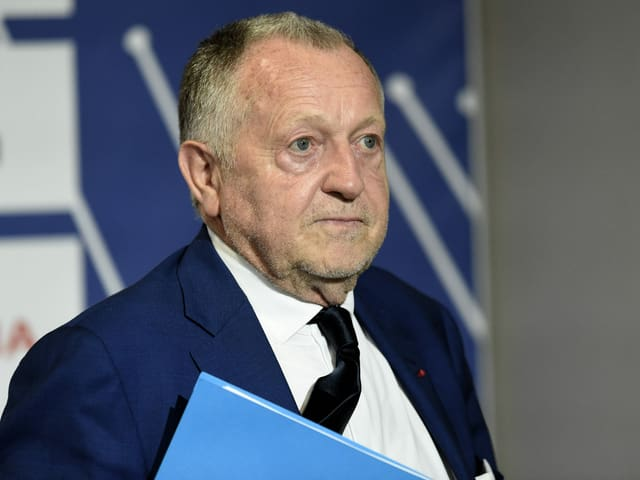 Seit 1987 ist der 71-Jährige Eigentümer und Präsident von Olympique Lyon.