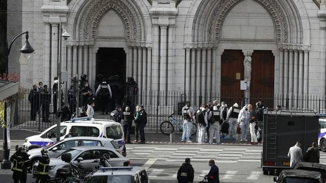 Journalist zu Messerattacke in Nizza: «Alle sind erschüttert»