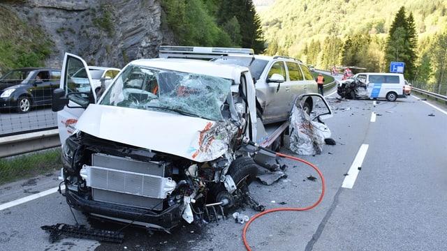 Accident cun auto.