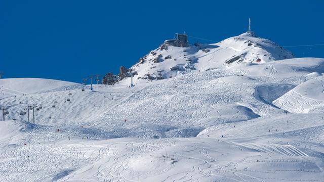Piz Nair Skigebiet