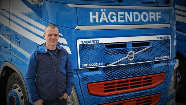 Der 47-jährige Lastwagenchauffeur fährt regelmässig ins Tessin und in die Lombardei.