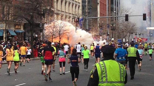 Boston gedenkt der Opfer