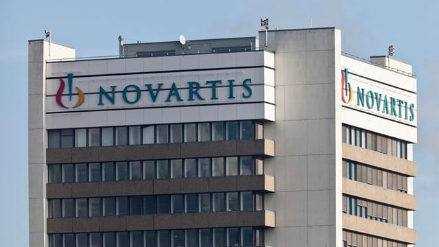 Novartis Hochhaus