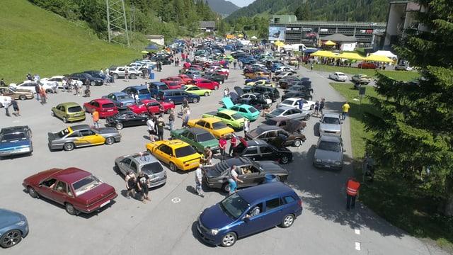 Video «Down Memory Lane mit Opel» abspielen