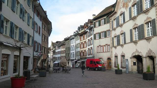 Altstadtgasse.