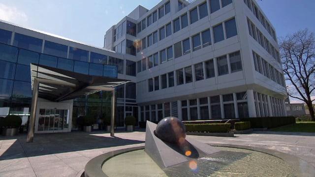 Hauptsitz Glencore