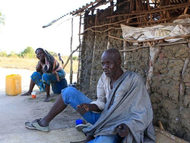 Der Dorfältesten von Gama Makami