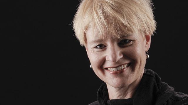 Portraitbild von Priska Ziegler.
