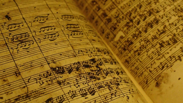 Faksimile der h-Moll-Messe