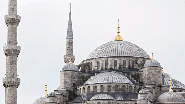 La Moschea Blaua ad Istanbul.