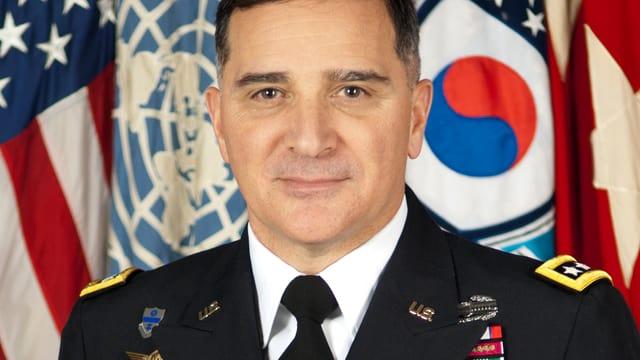Der neue Nato-Oberbefehlshaber Curtis Scaparotti.