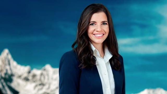 Tina Weirather: «Nach 15 Jahren als Athletin habe ich viel Erfahrung mit allen Aspekten des Skisports und dem Leben auf der Tour.»