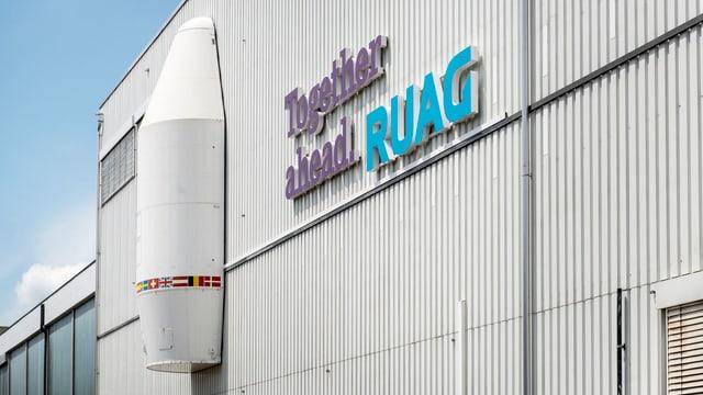 Wirtschaft 100 Millionen Auftrag Fur Ruag Space News Srf