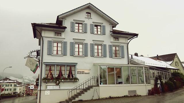 Video «Restaurant zum Hirschen in Bütschwil (SG) - Tag 4» abspielen