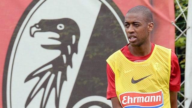 Gelson Fernandes im Training beim SC Freiburg.