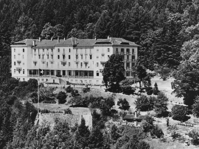 Grand Hotel, historisch.