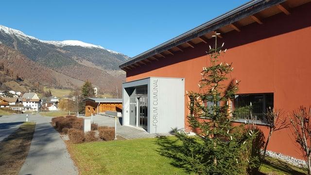 La chasa communala Val Müstair
