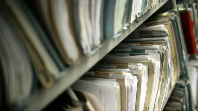 Archivmappen