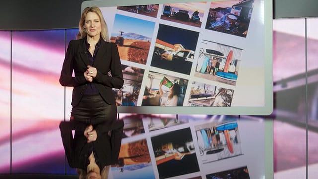Video «In der grössten Bildergalerie der Welt» abspielen