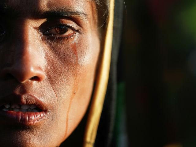 Weibliche Rohingya