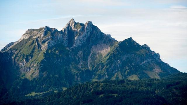 Der Berg Pilatus.