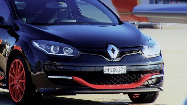 Video «Renault Mégane Air 14, Gebrauchtwagen, zu Besuch bei «Dr. Tod»» abspielen