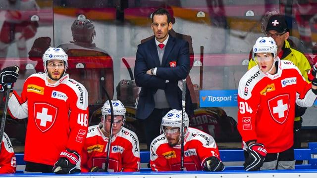 Patrick Fischer und das Schweizer Nationalteam