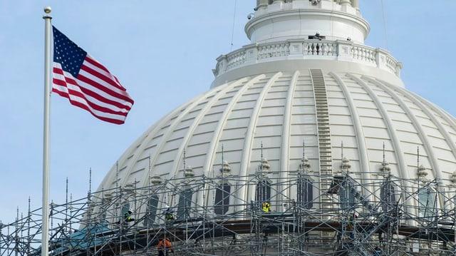 Il Capitol a Washington.